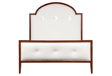 John Upholstered Bed